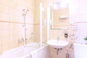Bathroom in Villa Cvita