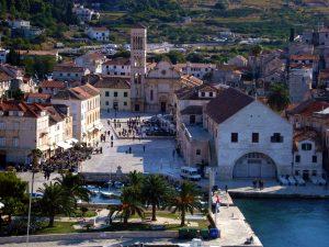 Villa Cvita on Island of Brac
