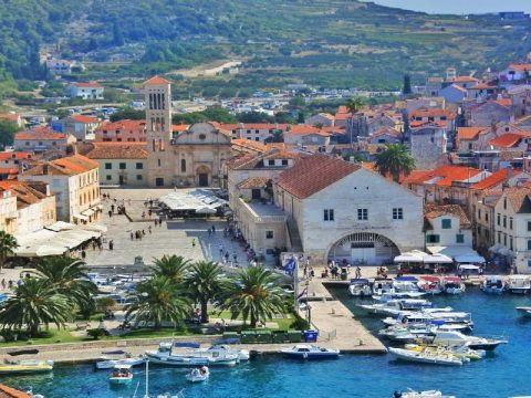 Hvar Town | Villa Cvita for rent